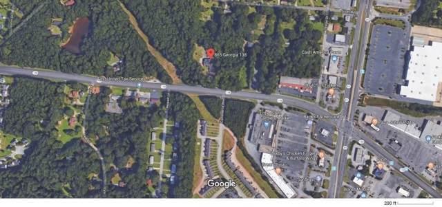 865 Highway 138, Riverdale, GA 30296 (MLS #6597802) :: RE/MAX Paramount Properties