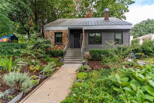 410 Leonardo Avenue NE, Atlanta, GA 30307 (MLS #6597818) :: The Zac Team @ RE/MAX Metro Atlanta