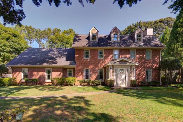 3351 Meadowind Court NE, Marietta, GA 30062 (MLS #6597853) :: RE/MAX Paramount Properties