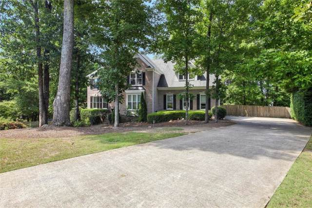 755 Sharpshooters Ridge NW, Marietta, GA 30064 (MLS #6597881) :: Charlie Ballard Real Estate