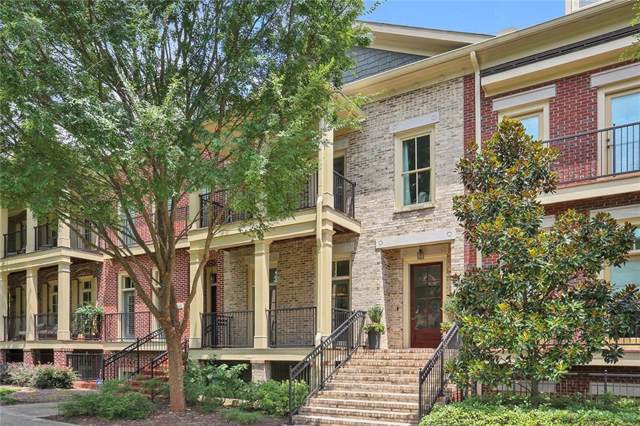 813 Creekgarden Court, Atlanta, GA 30339 (MLS #6597893) :: KELLY+CO