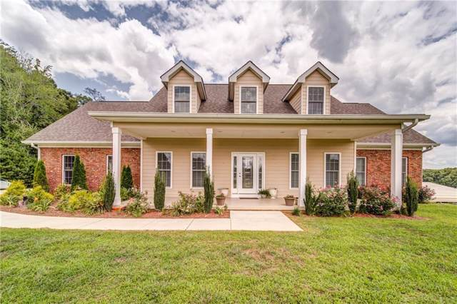 993 Evans Road, Jasper, GA 30143 (MLS #6597896) :: Path & Post Real Estate