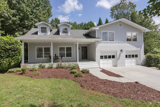2644 Fontainebleau Drive, Atlanta, GA 30360 (MLS #6597899) :: North Atlanta Home Team