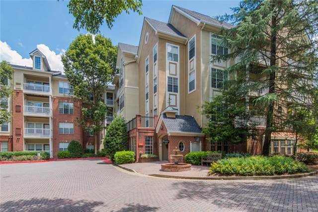 1321 Westchester Ridge NE #1321, Atlanta, GA 30329 (MLS #6597921) :: The Zac Team @ RE/MAX Metro Atlanta
