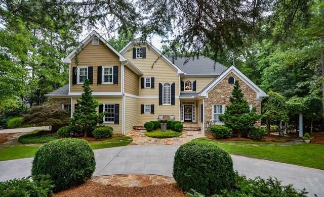 1670 Valor Ridge Drive NW, Kennesaw, GA 30152 (MLS #6597937) :: North Atlanta Home Team