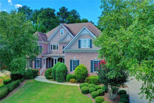 7880 Saint Marlo Fairway Drive, Duluth, GA 30097 (MLS #6597950) :: The Zac Team @ RE/MAX Metro Atlanta