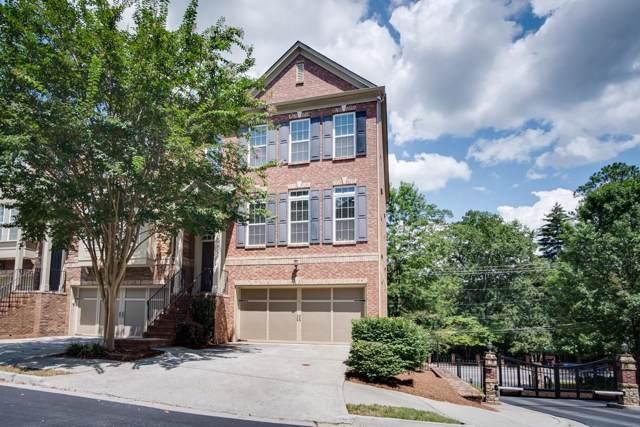 2871 Overlook Way, Atlanta, GA 30324 (MLS #6597975) :: North Atlanta Home Team