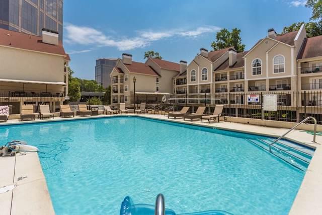 3655 Habersham Road NE A324, Atlanta, GA 30305 (MLS #6597998) :: North Atlanta Home Team