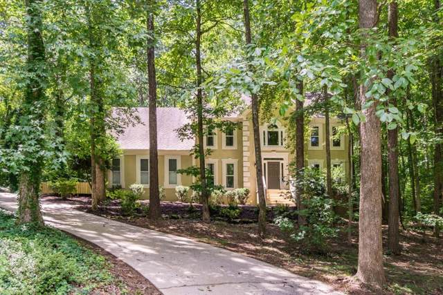 3320 Hopewell Chase Drive, Alpharetta, GA 30004 (MLS #6598040) :: Iconic Living Real Estate Professionals