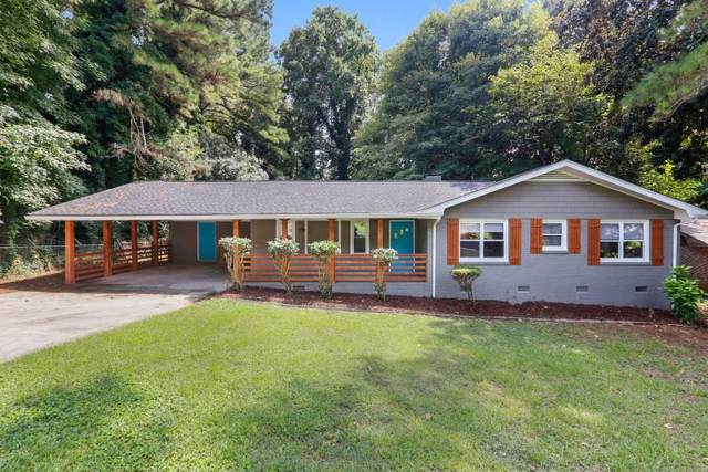 3927 Cheru Drive, Decatur, GA 30034 (MLS #6598101) :: RE/MAX Paramount Properties