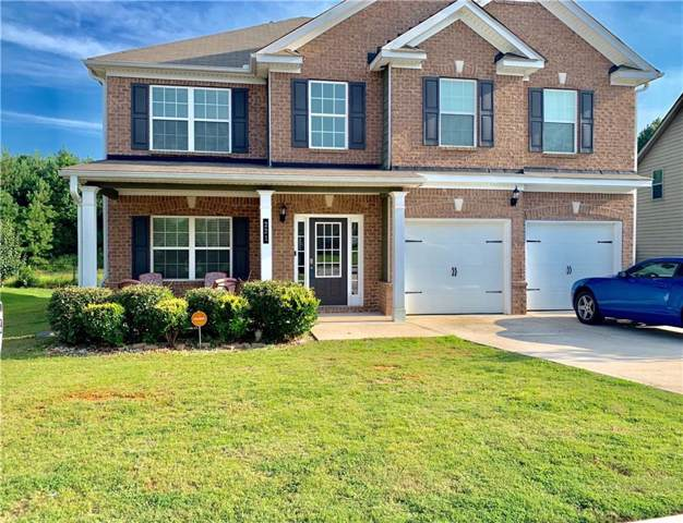 221 Christopher Michael Lane, Hampton, GA 30228 (MLS #6598121) :: North Atlanta Home Team