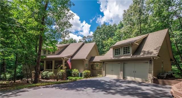 74 Cherokee Way, Big Canoe, GA 30143 (MLS #6598179) :: Kennesaw Life Real Estate