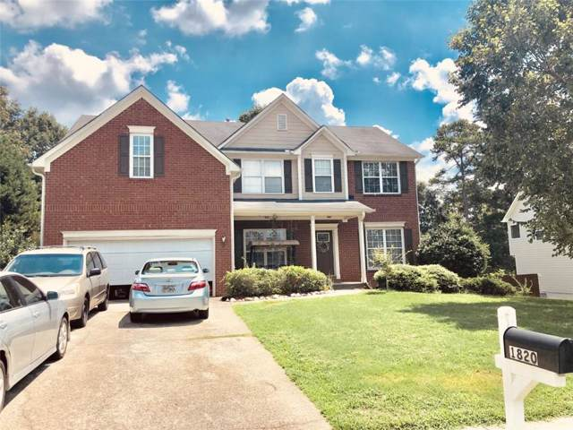 1820 Brooks Pointe Court, Lawrenceville, GA 30045 (MLS #6598197) :: North Atlanta Home Team