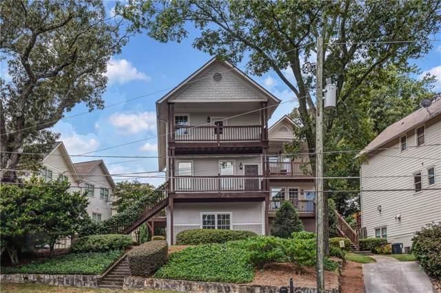 1185 Davis Place NW L, Atlanta, GA 30318 (MLS #6598203) :: North Atlanta Home Team