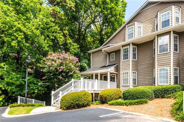 2131 N Forest Trail, Dunwoody, GA 30338 (MLS #6598292) :: Kennesaw Life Real Estate