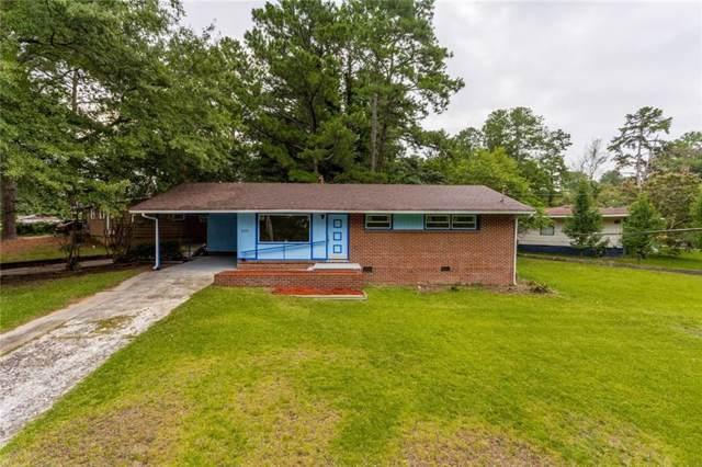1376 Shoreham Drive, Atlanta, GA 30349 (MLS #6598299) :: RE/MAX Paramount Properties