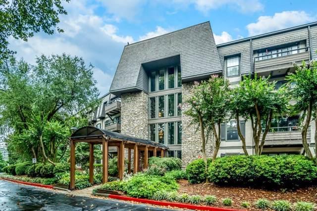 1402 Highland Bluff Drive SE #402, Atlanta, GA 30339 (MLS #6598303) :: RE/MAX Paramount Properties