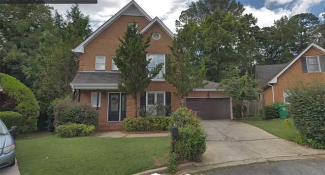 1554 Pangborn Station Drive, Decatur, GA 30033 (MLS #6598319) :: North Atlanta Home Team