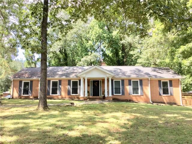 2989 Collier Drive NW, Atlanta, GA 30318 (MLS #6598322) :: RE/MAX Paramount Properties