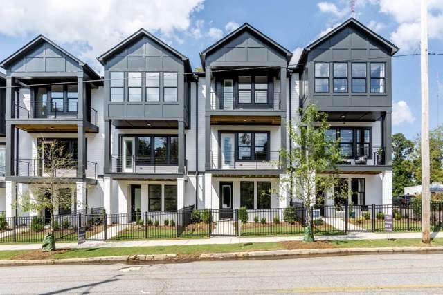 96 Rogers Street NE #14, Atlanta, GA 30317 (MLS #6598466) :: North Atlanta Home Team