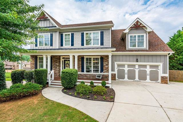 122 White Spruce Court, Dallas, GA 30157 (MLS #6598478) :: North Atlanta Home Team