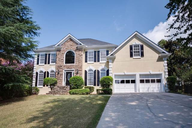 5125 Broadgreen Drive, Peachtree Corners, GA 30092 (MLS #6598492) :: Iconic Living Real Estate Professionals
