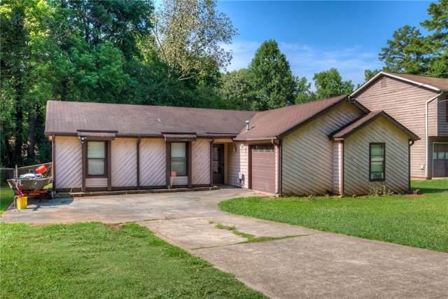 3943 W Wood Path, Stone Mountain, GA 30083 (MLS #6598496) :: RE/MAX Paramount Properties