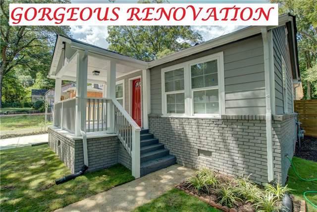 1281 Mcclure Avenue NW, Atlanta, GA 30314 (MLS #6598545) :: RE/MAX Paramount Properties