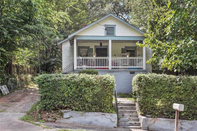1005 Coleman Street SW, Atlanta, GA 30310 (MLS #6598597) :: North Atlanta Home Team