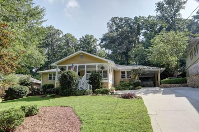 1224 Wild Creek Trail NE, Atlanta, GA 30324 (MLS #6598602) :: KELLY+CO