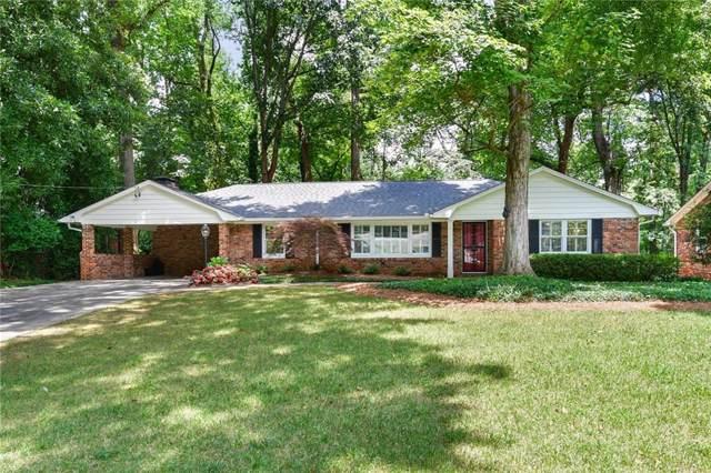 343 Valley Green Drive NE, Atlanta, GA 30342 (MLS #6598621) :: The Hinsons - Mike Hinson & Harriet Hinson