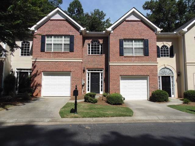 4184 Rogers Creek Court #4184, Duluth, GA 30096 (MLS #6598706) :: RE/MAX Paramount Properties