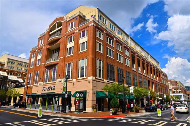 265 18th Street NW #2333, Atlanta, GA 30363 (MLS #6598713) :: North Atlanta Home Team