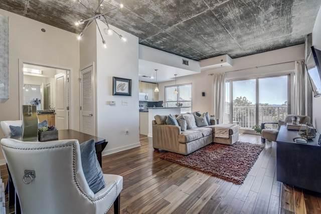 250 Pharr Road NE #414, Atlanta, GA 30305 (MLS #6598734) :: RE/MAX Paramount Properties