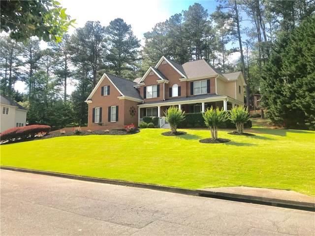 1563 Amberwood Creek Drive NW, Kennesaw, GA 30152 (MLS #6598756) :: The North Georgia Group