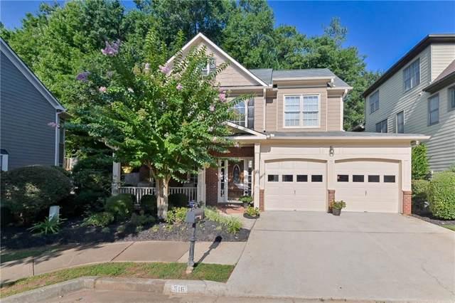616 Sycamore Ridge Drive, Decatur, GA 30030 (MLS #6598783) :: RE/MAX Paramount Properties