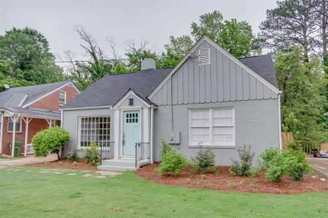 872 SW Hall Street SW, Atlanta, GA 30310 (MLS #6598814) :: Rock River Realty