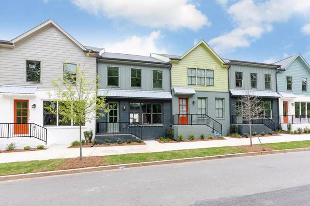 1183 Rambler Cross #118, Atlanta, GA 30312 (MLS #6598831) :: Iconic Living Real Estate Professionals