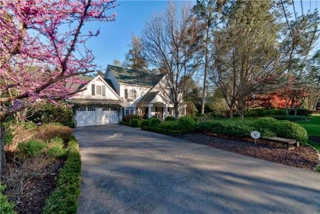 4309 Lakehaven Drive NE, Atlanta, GA 30319 (MLS #6598900) :: Good Living Real Estate