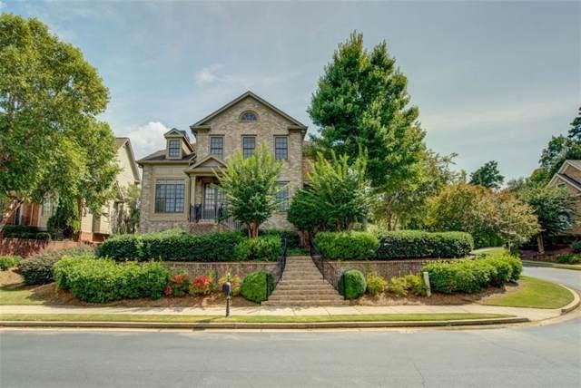 505 Glengate Cove, Atlanta, GA 30328 (MLS #6599014) :: Iconic Living Real Estate Professionals