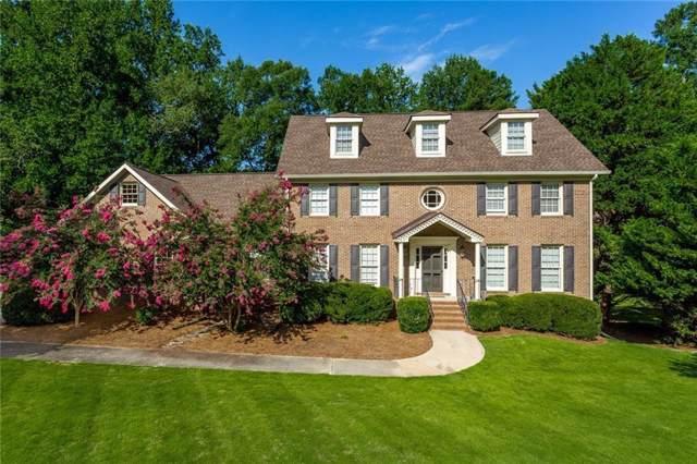 1677 Durrett Way, Dunwoody, GA 30338 (MLS #6599032) :: North Atlanta Home Team