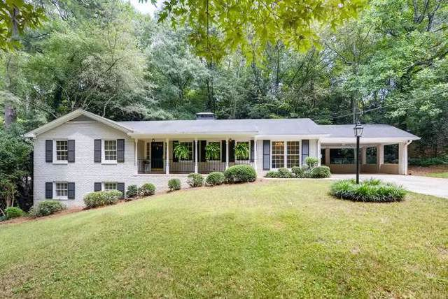 4289 Mcclatchey Circle NE, Atlanta, GA 30342 (MLS #6599168) :: The Hinsons - Mike Hinson & Harriet Hinson