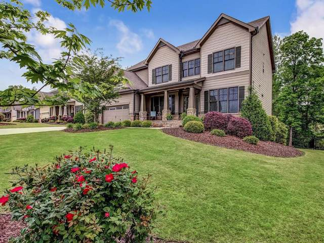 4771 Fairways Lane, Jefferson, GA 30549 (MLS #6599187) :: Dillard and Company Realty Group