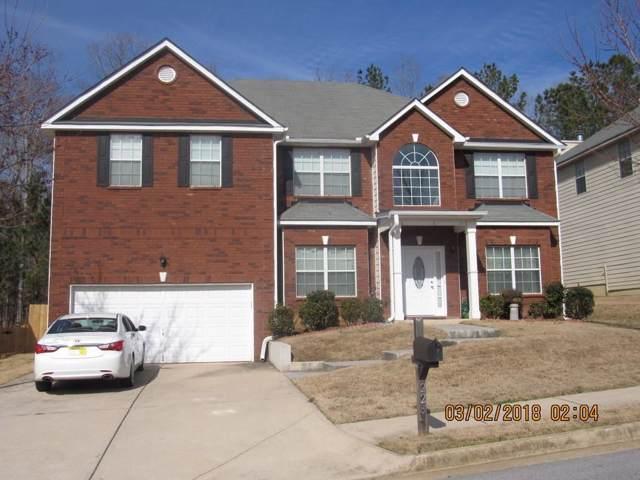 228 Somerset Drive, Dallas, GA 30132 (MLS #6599224) :: Charlie Ballard Real Estate