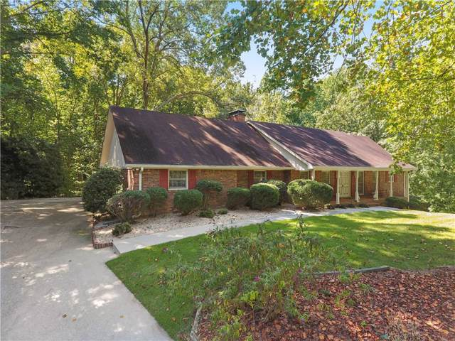541 Woodland Drive, Gainesville, GA 30501 (MLS #6599227) :: The Heyl Group at Keller Williams