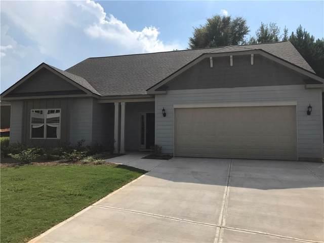 124 Hidden Pines Circle, Pendergrass, GA 30567 (MLS #6599235) :: North Atlanta Home Team