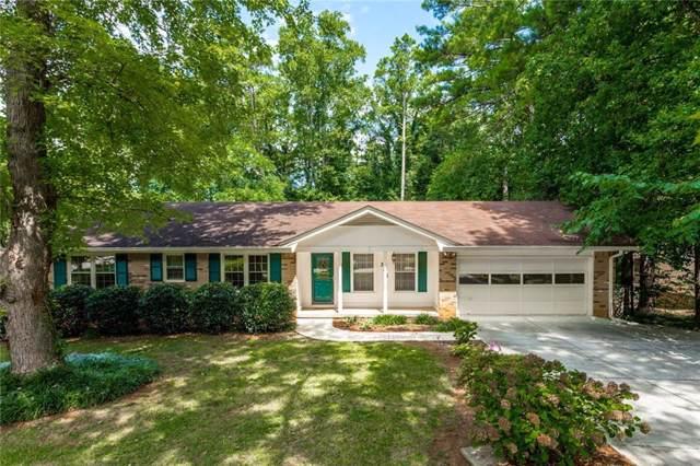 345 Royal Oaks Terrace, Stone Mountain, GA 30087 (MLS #6599311) :: North Atlanta Home Team