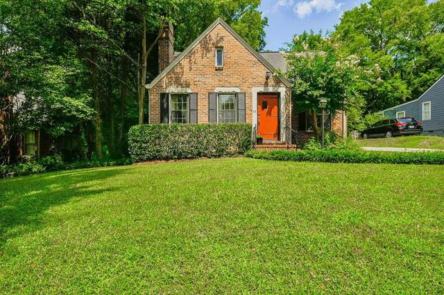 23 Alden Avenue NW, Atlanta, GA 30309 (MLS #6599326) :: The North Georgia Group