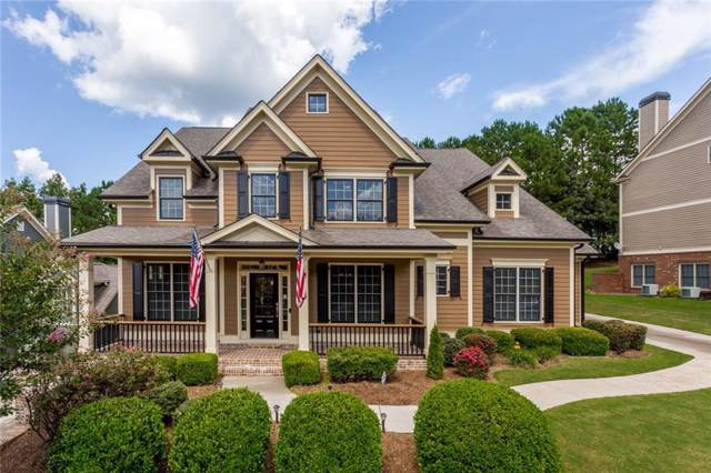 604 Arches Park Lane, Canton, GA 30114 (MLS #6599327) :: North Atlanta Home Team