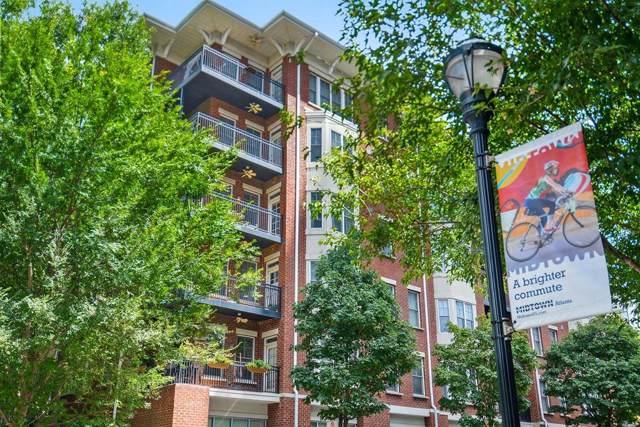 850 Piedmont Avenue NE #1408, Atlanta, GA 30308 (MLS #6599333) :: North Atlanta Home Team